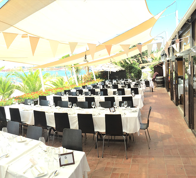 Weddings In Algarve At Club Nau Praia Grande