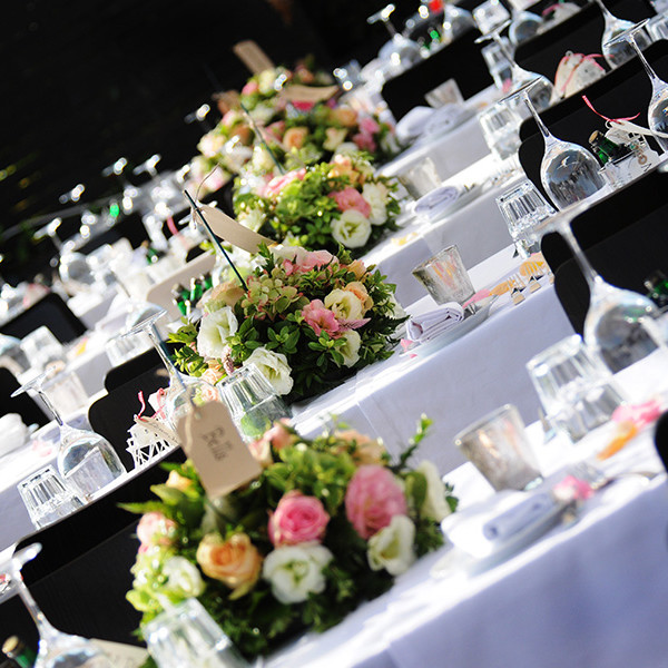 Wedding Tables Sort